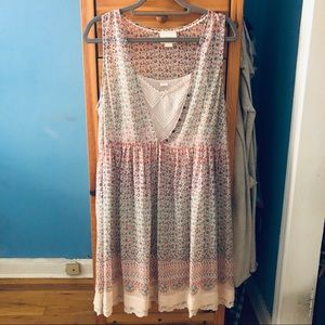 Floral Print Dress from Maeve/Anthropologie